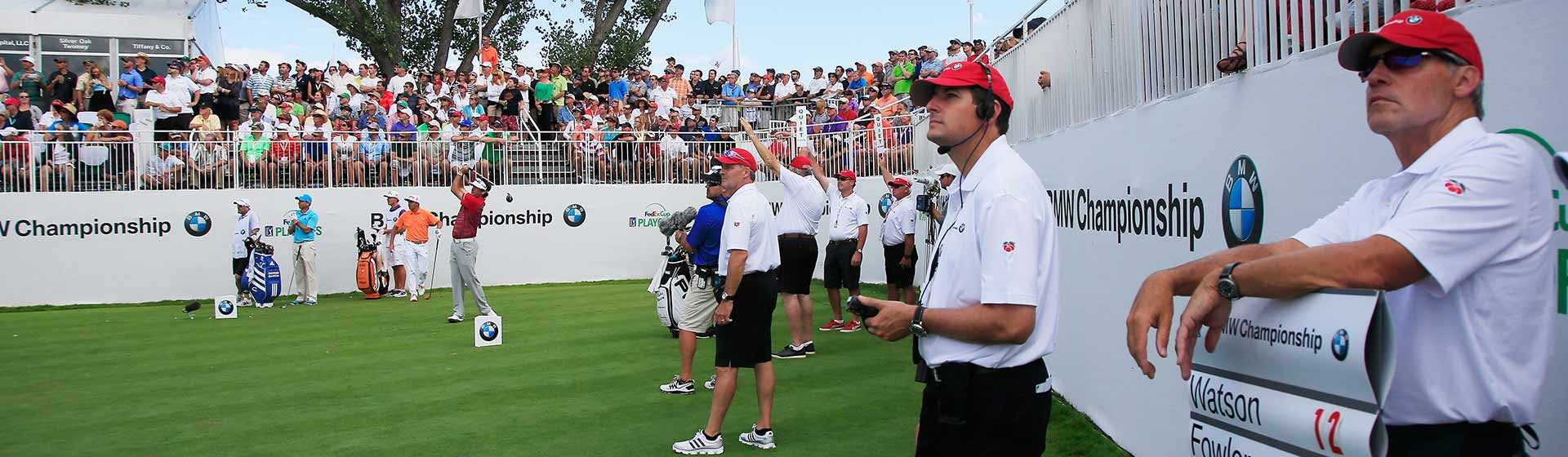 Volunteers | 2016 BMW CHAMPIONSHIP