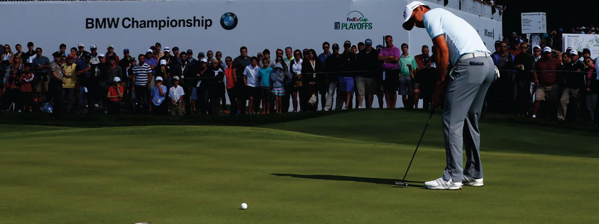 Bmw Championship Day Continues To Reign Supreme News